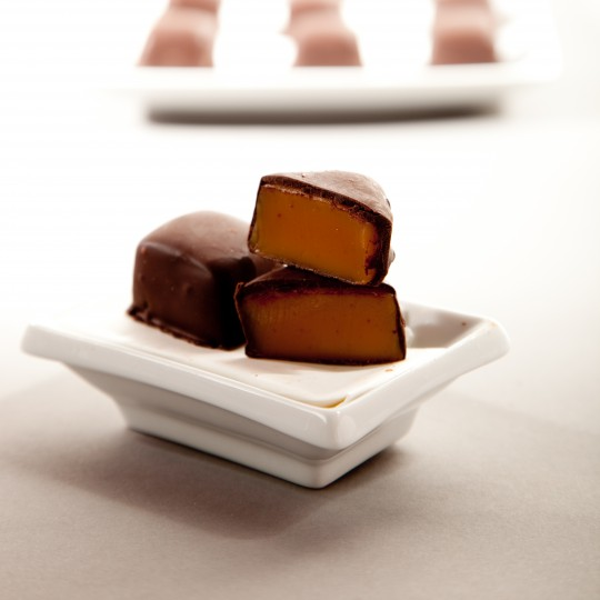 Milk Chocolate Covered Caramel