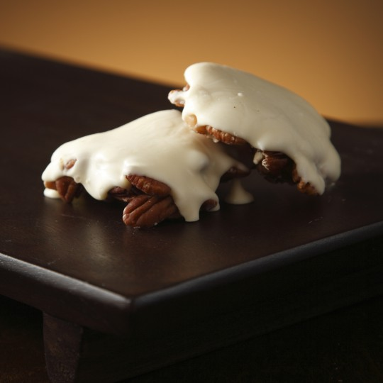 White Chocolate Turtles